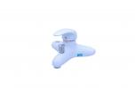 Sen tắm NL Đồng mạ sứ trắng BCS-2012S