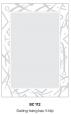 Gương Bancoot tráng bạc 5 lớp BC112