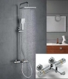 Sen tắm đứng nhiệt độ SC 880