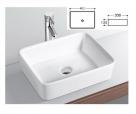 Chậu rửa lavabo Bancoot L86