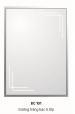 Gương Bancoo tráng bạc 5 lớp BC101
