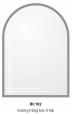 Gương Bancoot tráng bạc 5 lớp BC102