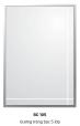 Gương Bancoot tráng bạc 5 lớp BC105