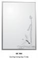 Gương Bancoot tráng bạc 5 lớp BC108