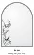 Gương Bancoot tráng bạc 5 lớp BC109