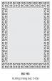 Gương Bancoot tráng bạc 5 lớp BC113