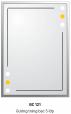 Gương Bancoot tráng bạc 5 lớp BC121